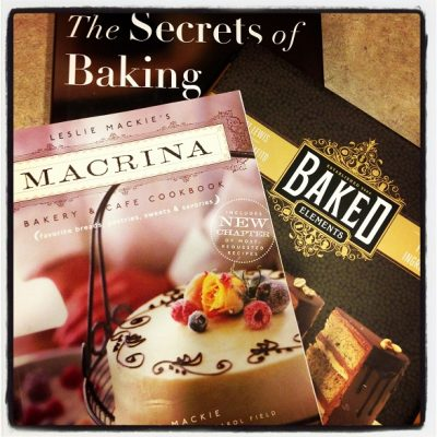 The Baking Book Month…