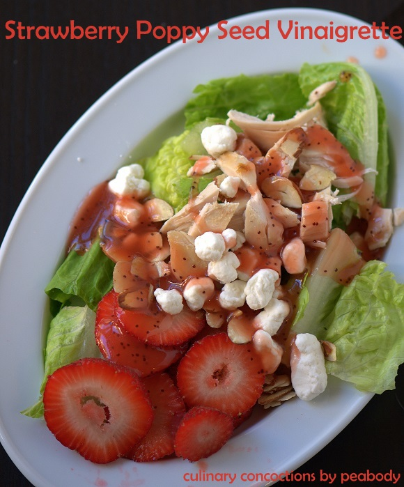 StrawberryPoppySeedvinaigrette