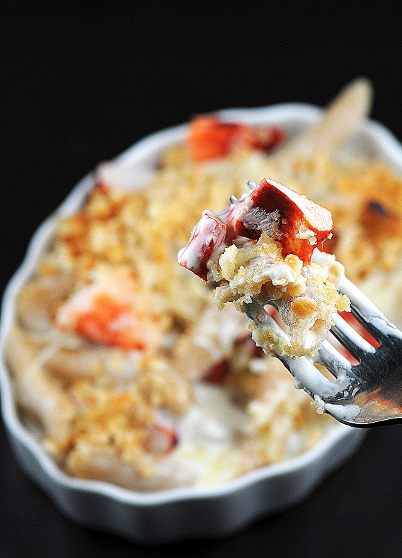 Lobster Mac And Cheese Asiago | Lobster House
