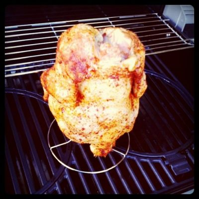 Girl vs Grill: Beer Can Chicken…