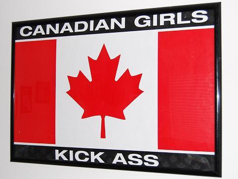 Canadian girls kick ass tittys facking