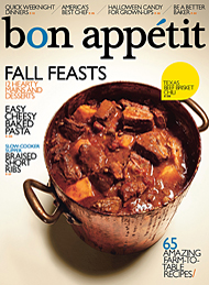 Bon Appetit has muffin top(and not the good kind)….