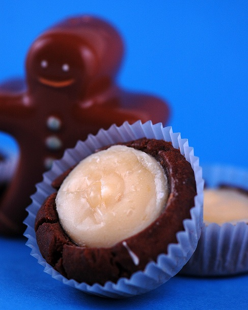 gingerbread bites