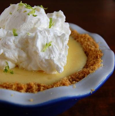 Way Back Wednesday….my favorite Key Lime Pie…
