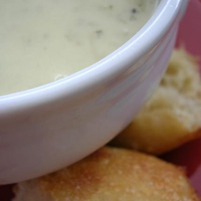 Soup is good food