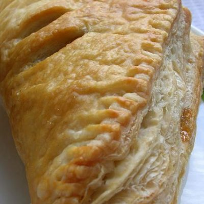 Life's little turnovers….
