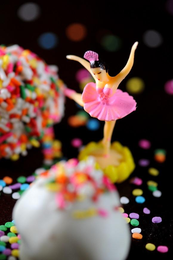Oreo Birthday Cake Cookie Balls Recipe Sweet ReciPEAs