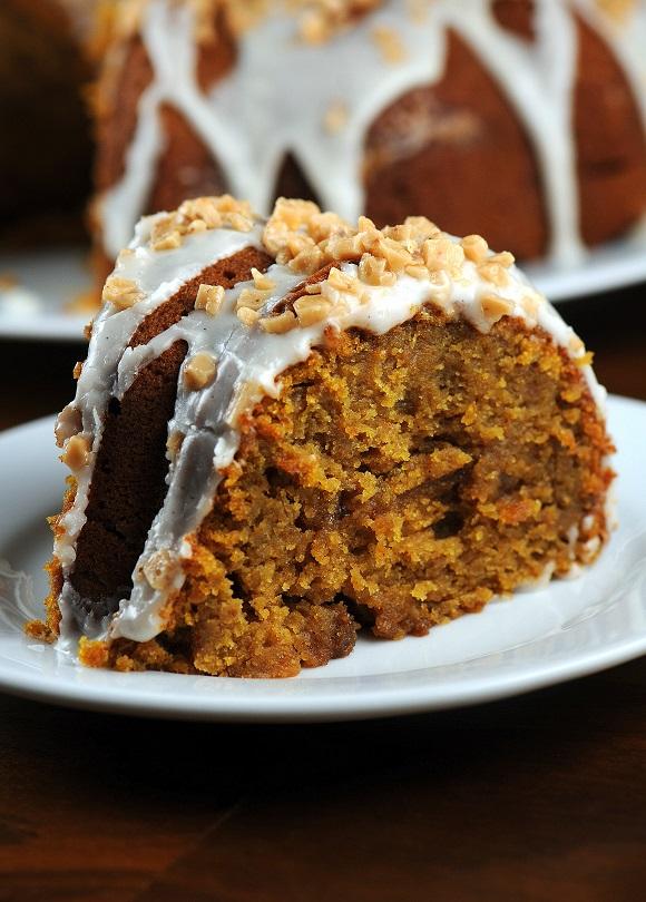 Pumpkin Latte Toffe Cake3