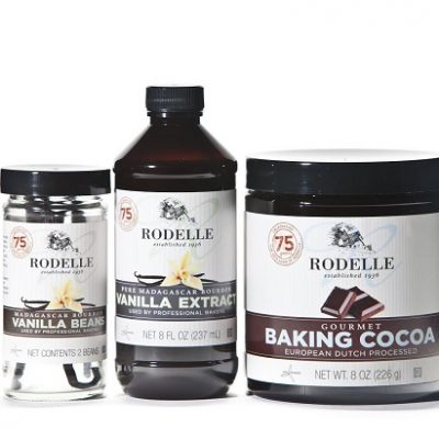 Get Your Bake On With Rodelle….