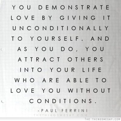 Improving Yourself While Loving Yourself…