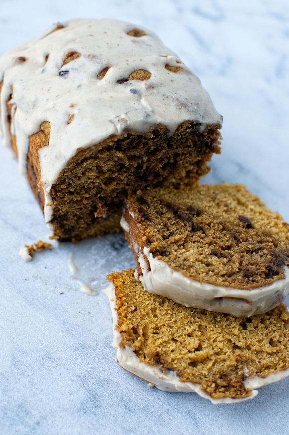 Pumpkin Spice Latte Pound Cake