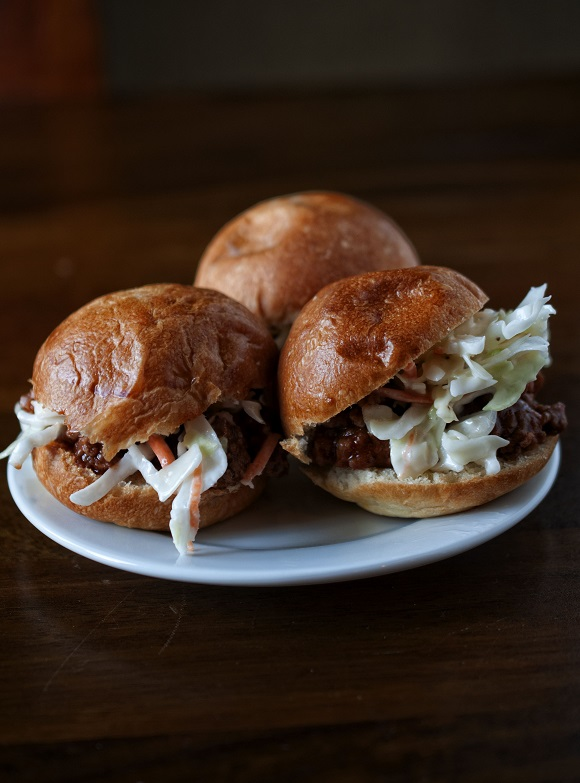Sloppy Joe Sliders 2