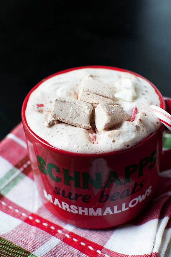 Hot Chocolate Marshmallows 2
