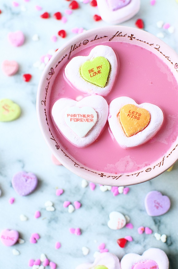 Conversation Heart Marshmallows 01