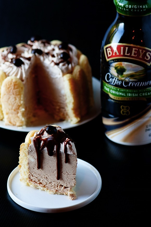 Bailey's Frozen Tiramsu Cheesecake 02