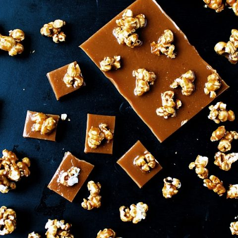 Caramel Corn Caramels