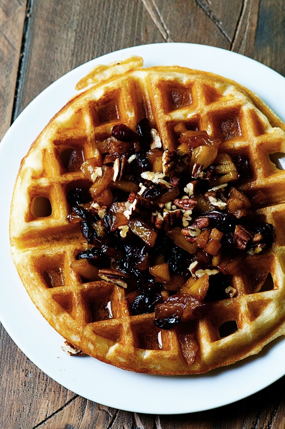 Malted Yeast Waffle 00