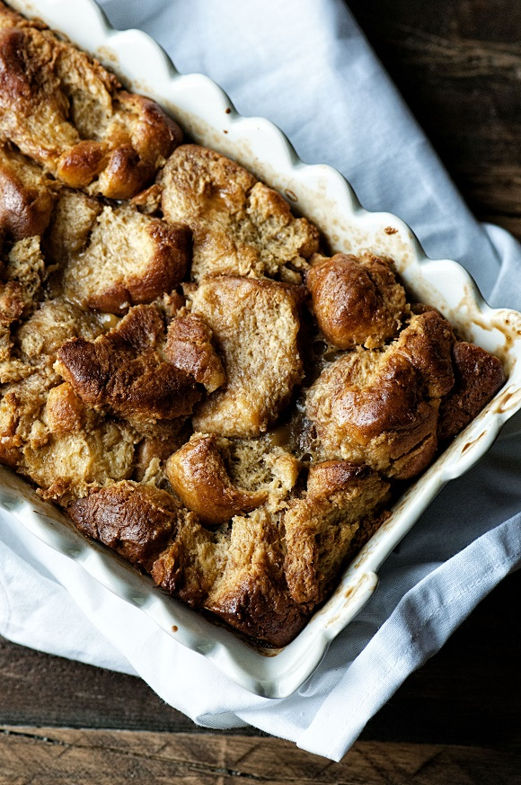 Monkey Bread Bread Pudding 02