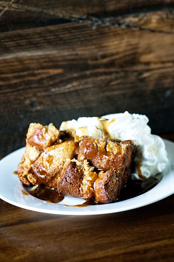 Monkey Bread Bread Pudding 04