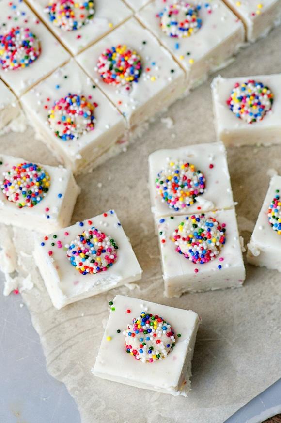 Sugar Cookie Fudge 02