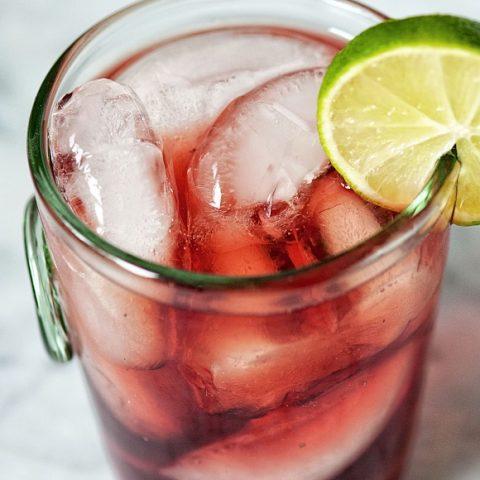 Washington Apple Cocktail