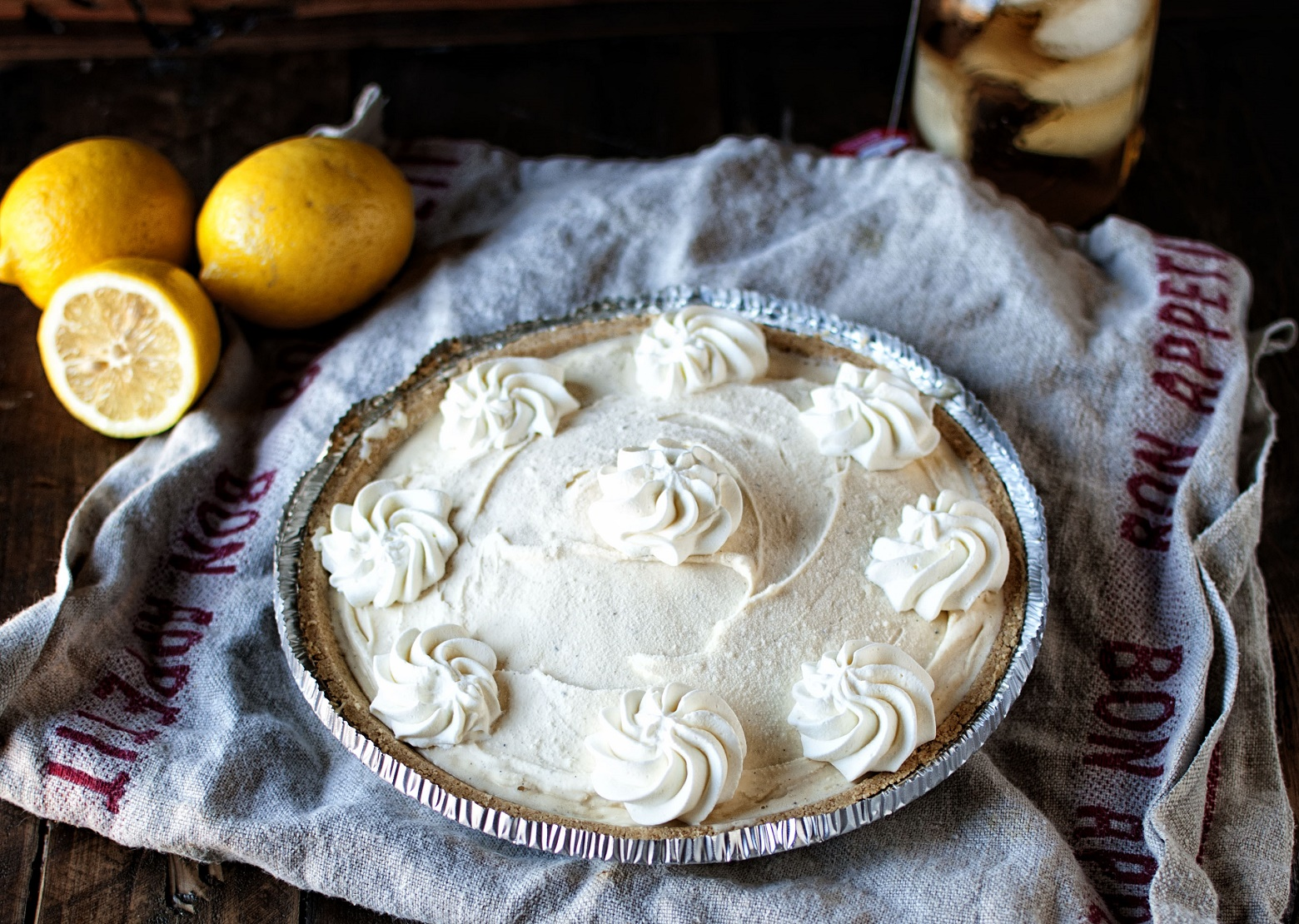 Sweet Tea and Lemonade Icebox Pie 00