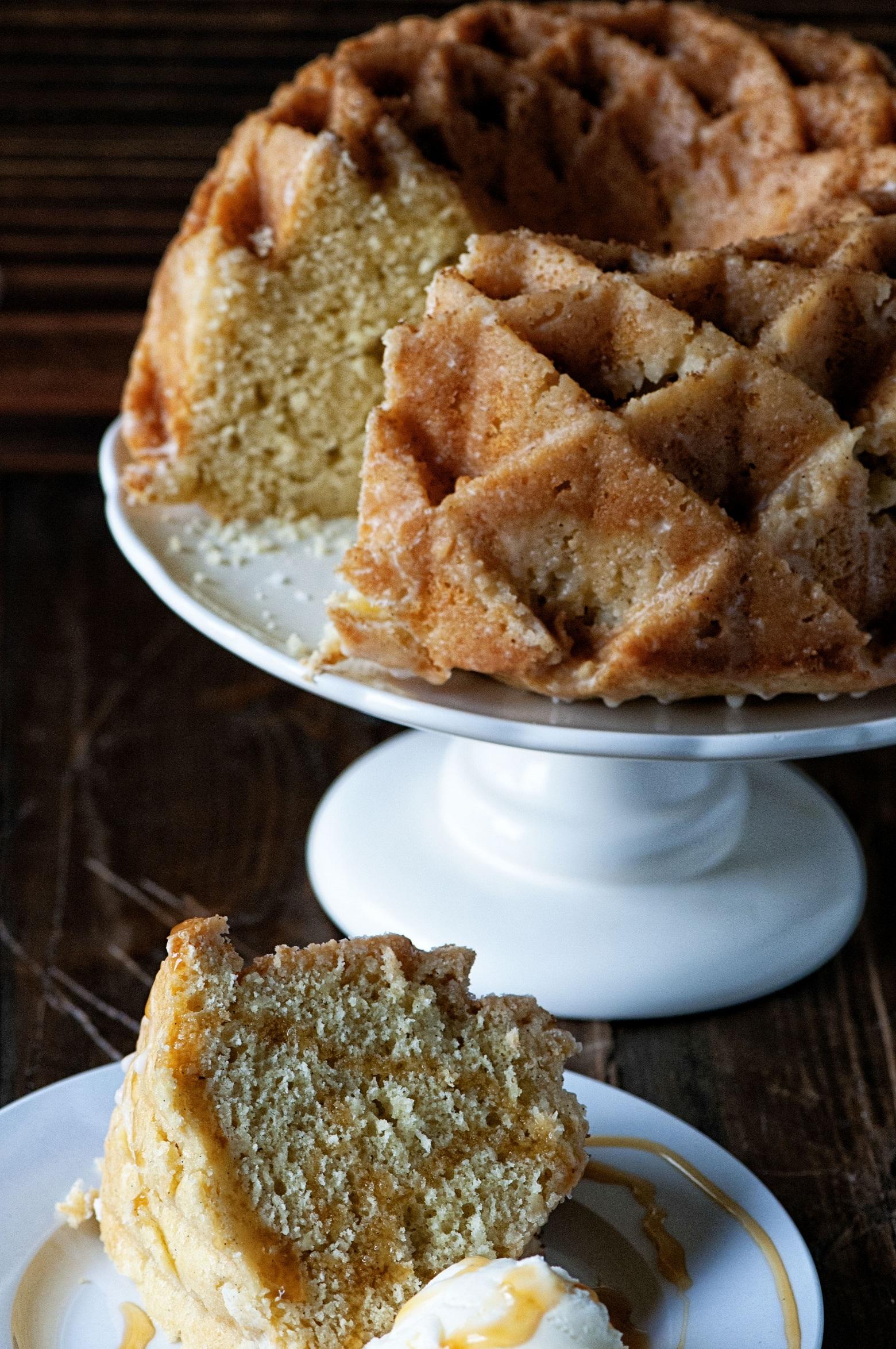 Cognac Pound Cake Recipe