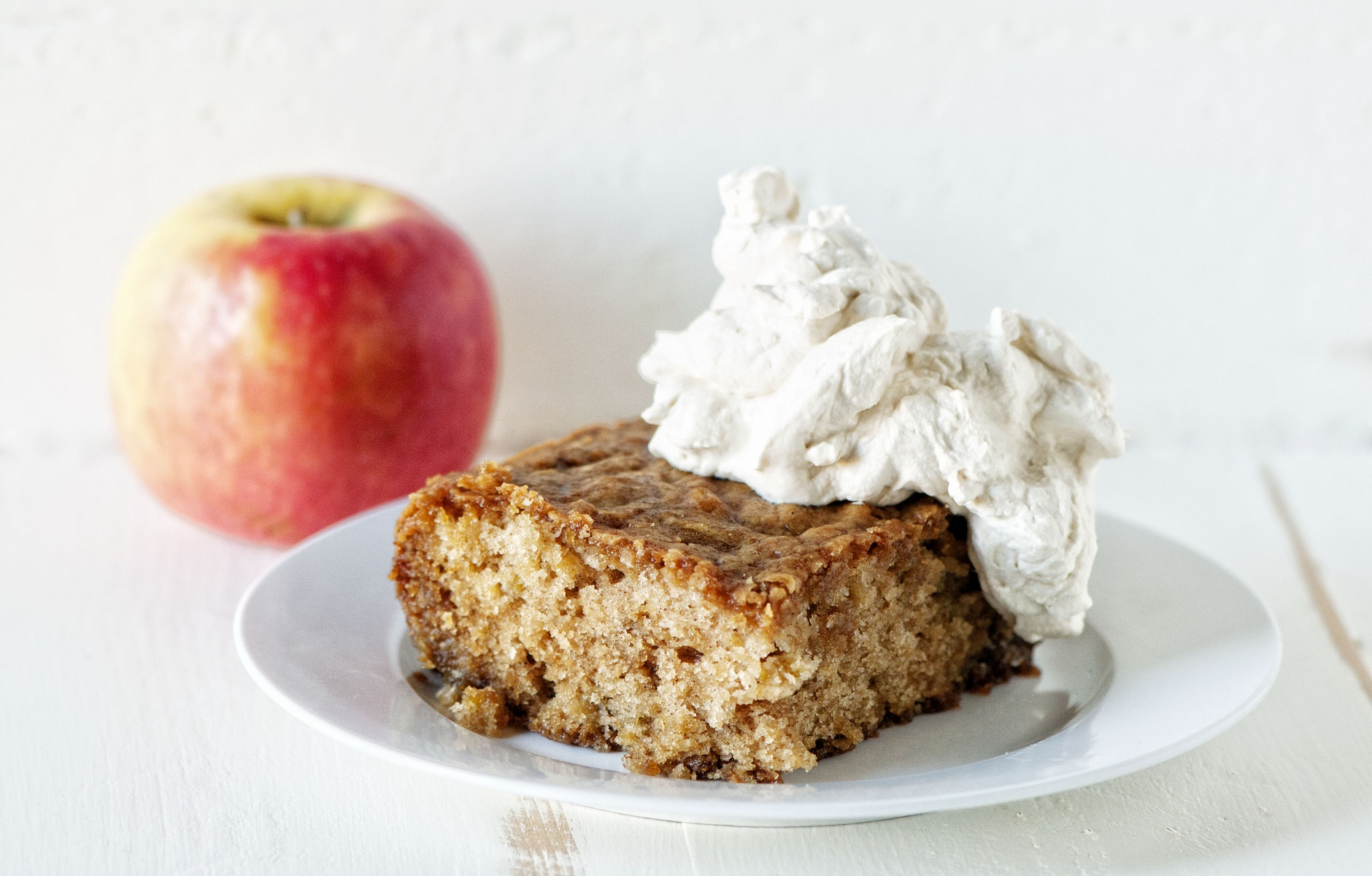 Apple Spice Cake Glaze Recipes