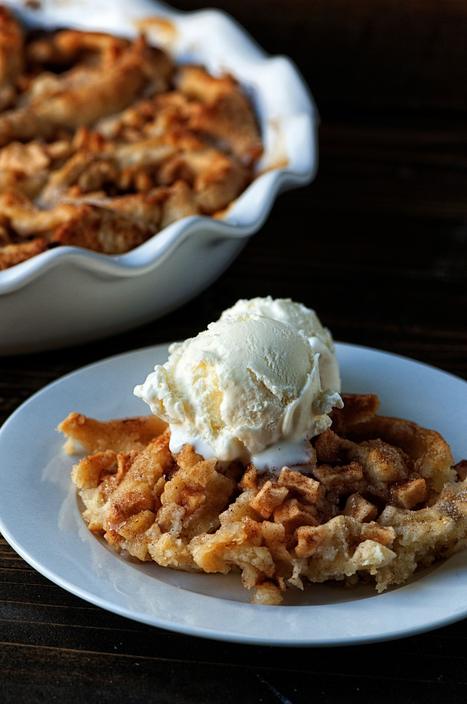 Snickerdoodle Apple Cobbler 02