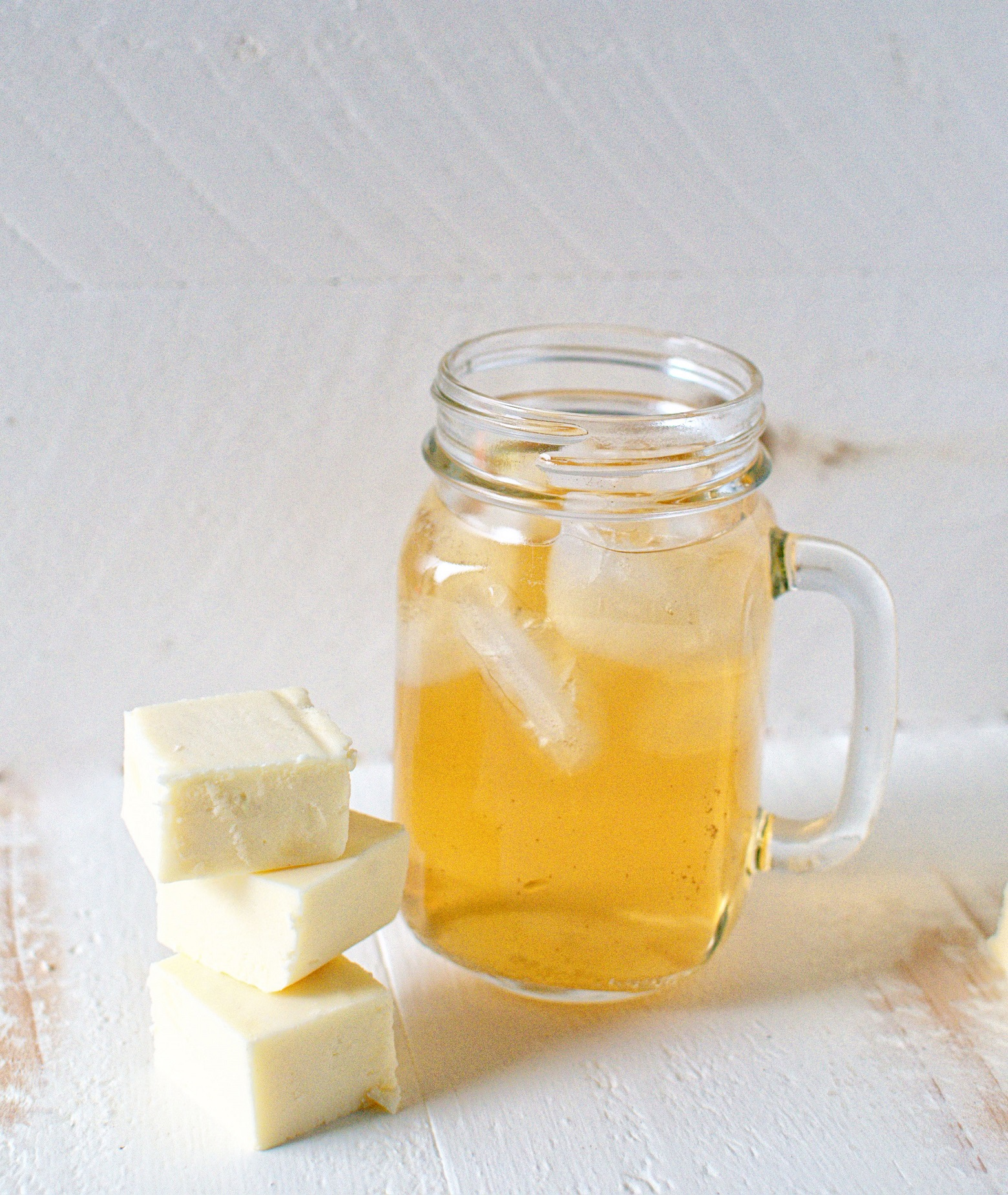 Sweet Tea and Lemon Fudge