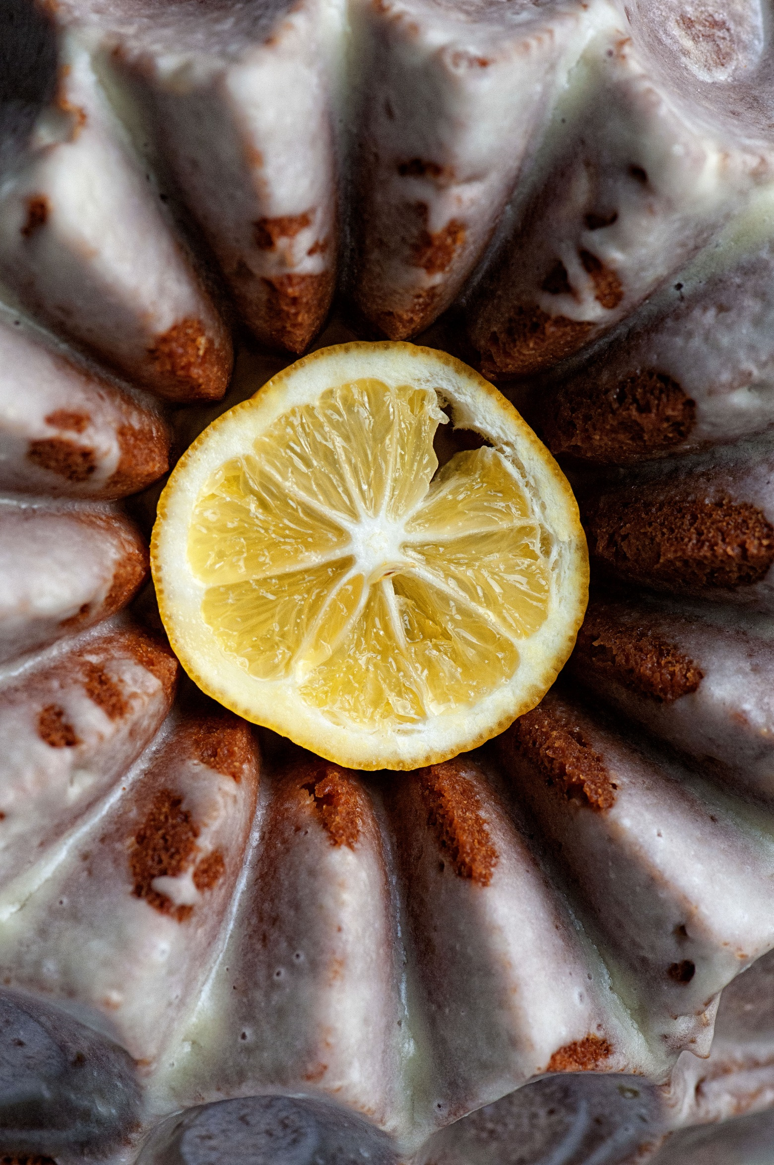 Lemon Glaze For Pound Cake With Lemon Extract