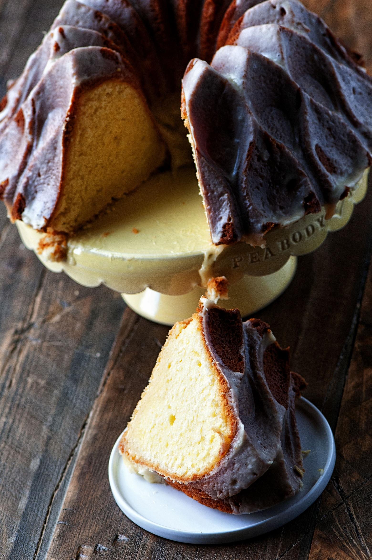 Lemon Mascarpone Pound Cake 02
