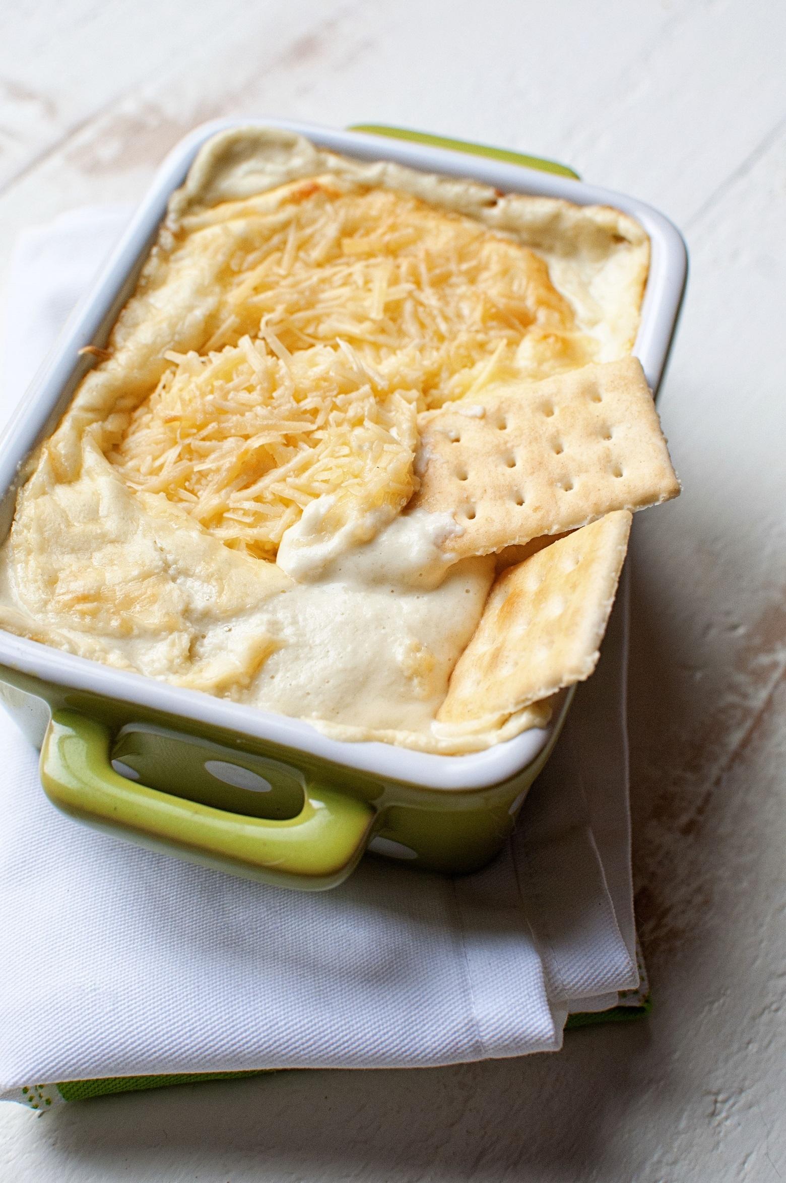Artichoke Garlic Parmesan Dip 04