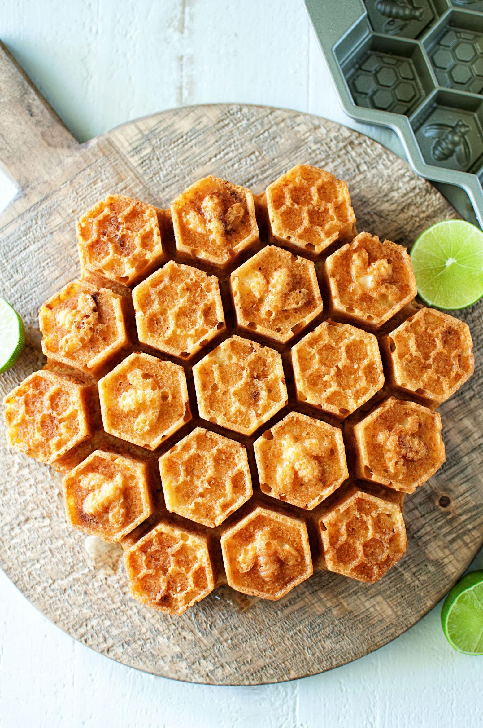Honey Lime Cake