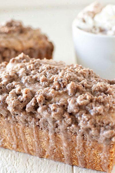 Hot Cocoa Crumb Cake