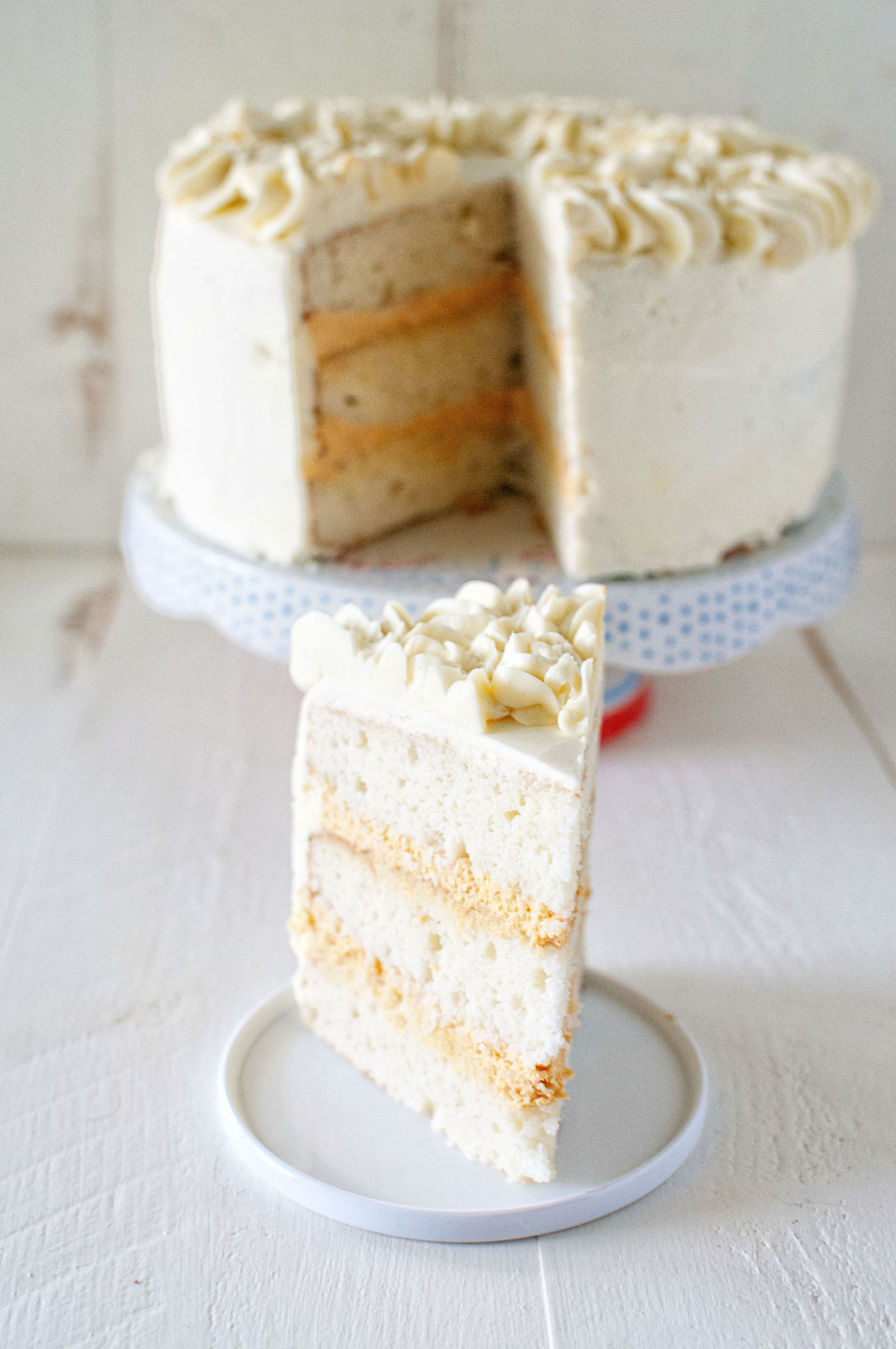 Tipsy Layer Cake