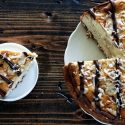 Samoas Cheesecake Coffee Cake