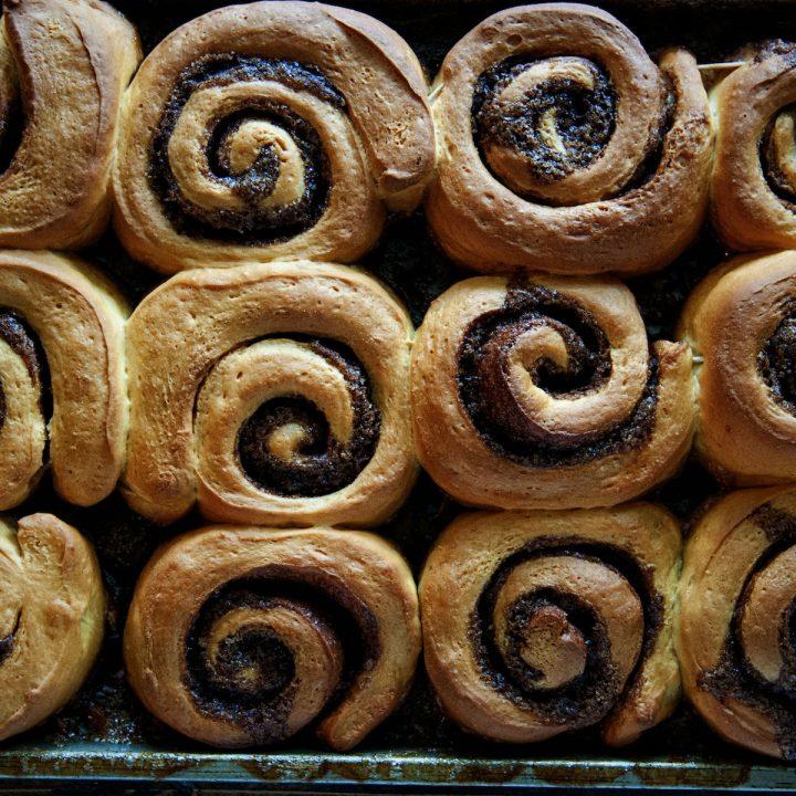 Cinnamon Toast Crunch Sticky Buns