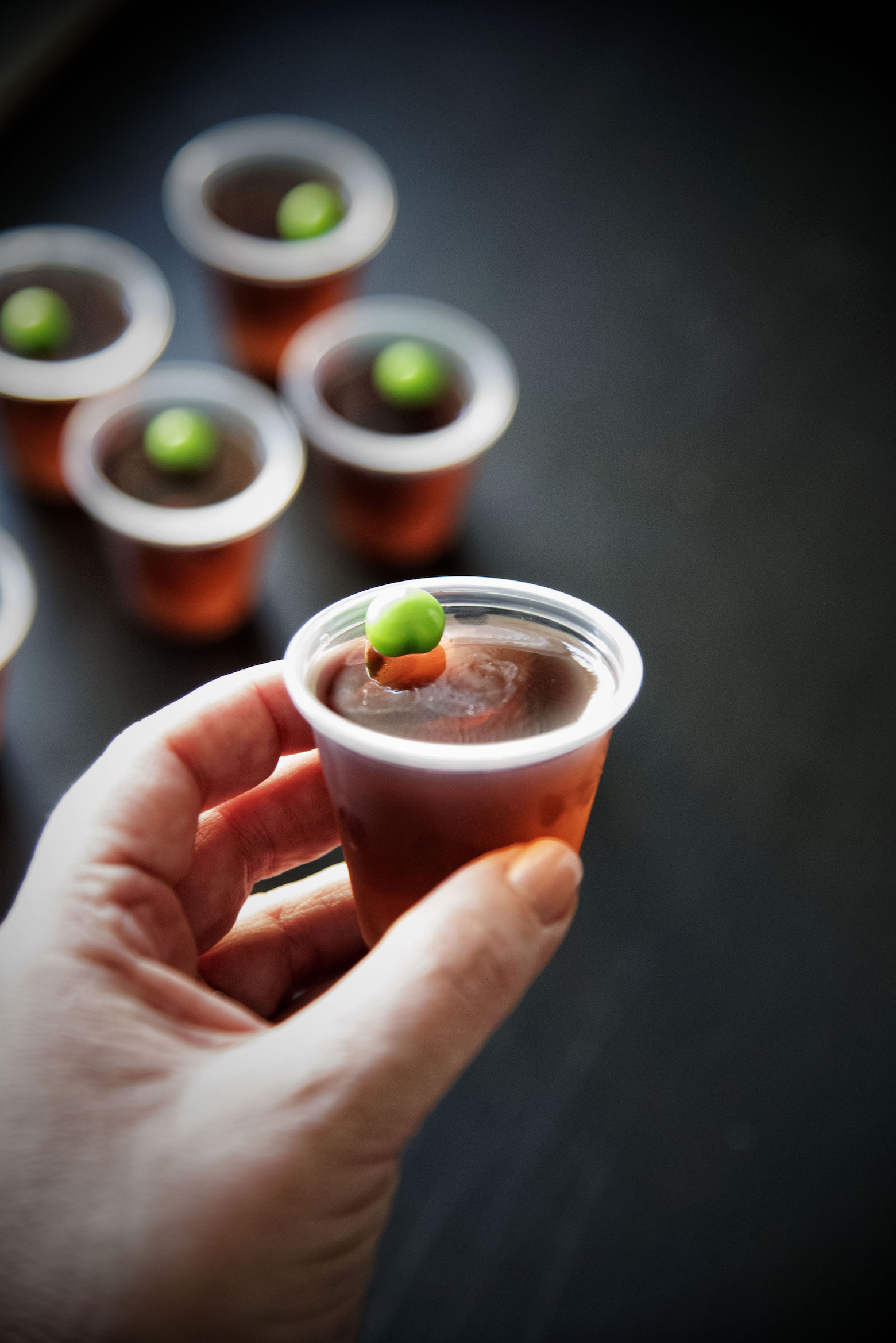 Washington Apple Jell-O Shot