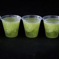 Key Lime Margarita Jell-O Shot