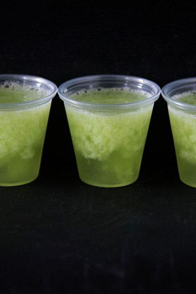 Key Lime Margarita Jell-O Shot