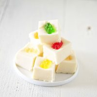 Gummy Bear Fudge