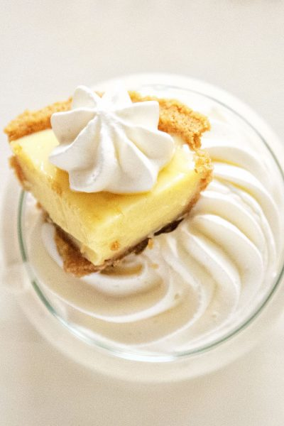 Boozy Key Lime Pie Milkshake