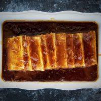 Easy Sweet Sour Apricot Tofu