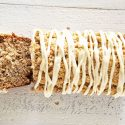 Hummingbird Streusel Loaf Cake