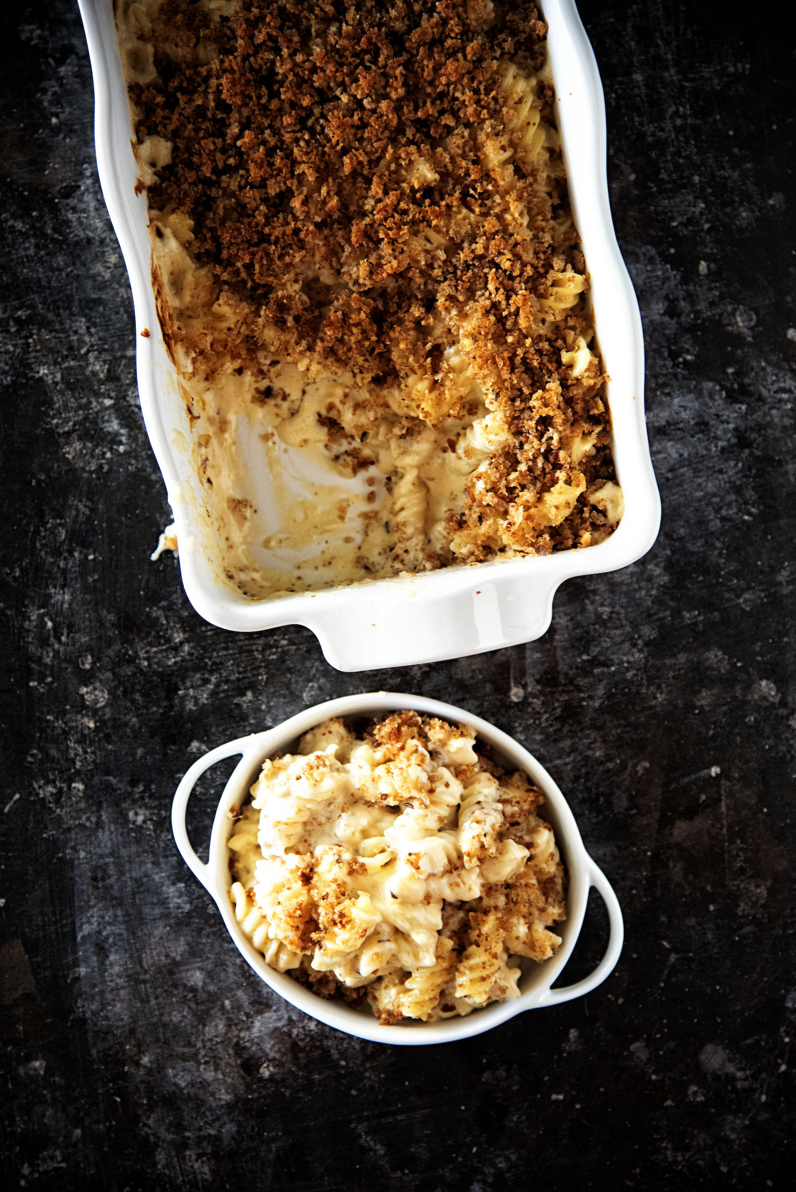 Alpine Dijon Macaroni and Cheese