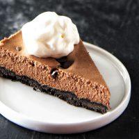 Baileys Irish Chocolate Cream Pie