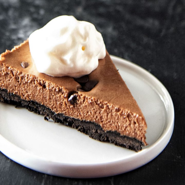 Baileys Irish Chocolate Cream Pie