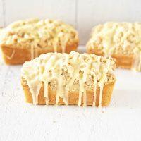 Creamsicle Crumb Cake