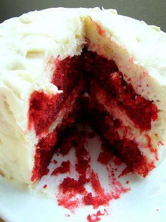 Classic Red Velvet Cake